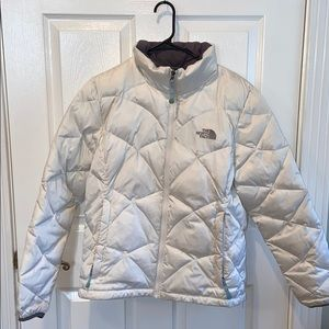 The North Face puffer winter jacket